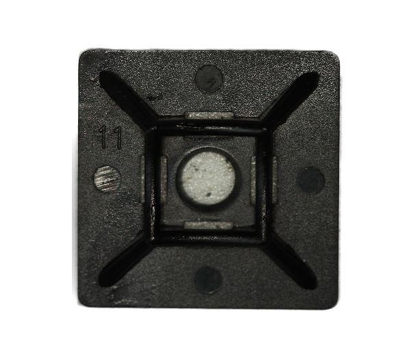 klebesockel f r kabelbinder taschner bew sserungssysteme. Black Bedroom Furniture Sets. Home Design Ideas